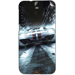 Instyler Mobile Skin Sticker For Htc One E9Plus MshtcOnee9PlusDs-10038