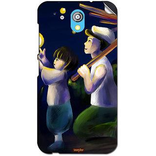 Instyler Mobile Skin Sticker For Htc Desire 526G Plus MshtcDesire526GplusDs-10051