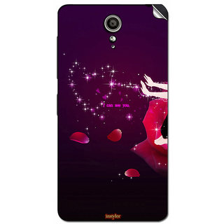 Instyler Mobile Skin Sticker For Htc Desire 620G MshtcDesire620GDs-10114