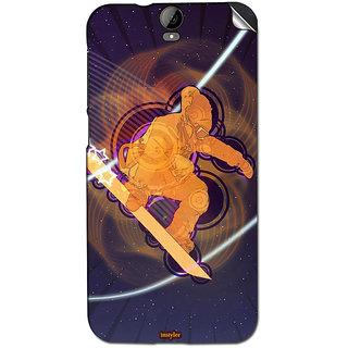 Instyler Mobile Skin Sticker For Htc One E9Plus MshtcOnee9PlusDs-10143