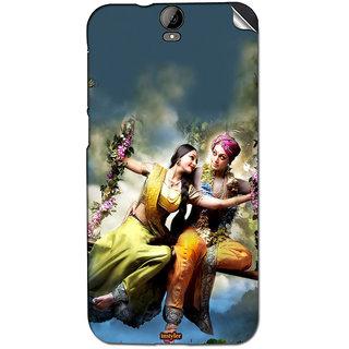 Instyler Mobile Skin Sticker For Htc One E9Plus MshtcOnee9PlusDs-10153