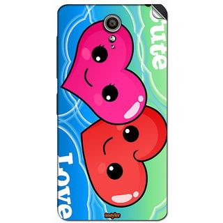 Instyler Mobile Skin Sticker For Htc Desire 620G MshtcDesire620GDs-10125