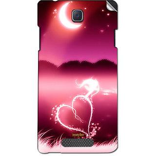 Instyler Mobile Skin Sticker For Oppo R831K Neo3 MsoppoR831Kneo3Ds-10107