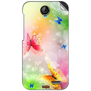 Instyler Mobile Skin Sticker For Htc Desire 310 MshtcDesire 310Ds-10042