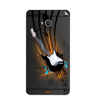 Instyler Mobile Skin Sticker For Htc M7 MshtcM7Ds-10135