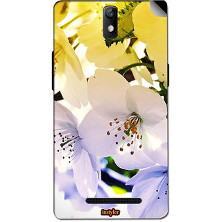 Instyler Mobile Skin Sticker For Oppo R7005 MsoppoR7005Ds-10080