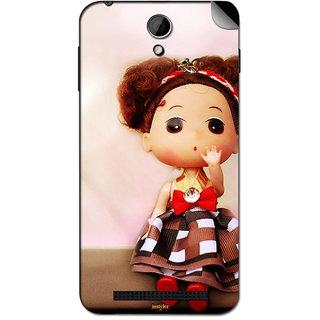 Instyler Mobile Skin Sticker For Oppo R815T MsoppoR815TDs-10062