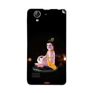 Instyler Mobile Skin Sticker For Oppo R819 MsoppoR819Ds-10084