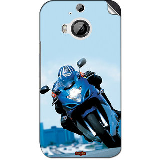 Instyler Mobile Skin Sticker For Htc M9Plus MshtcM9PlusDs-10031