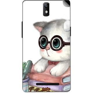 Instyler Mobile Skin Sticker For Oppo R7005 MsoppoR7005Ds-10063