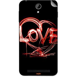 Instyler Mobile Skin Sticker For Oppo R815T MsoppoR815TDs-10121