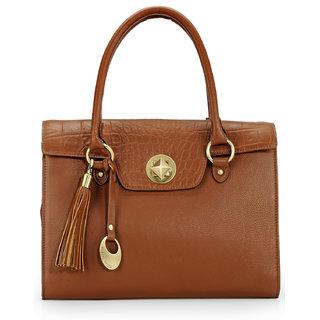 Phive Rivers Women Shoulder Bag (Tan) (PR1081)