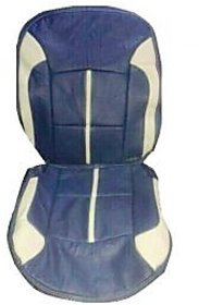 ZoHa Genuine leather  car seat cover for RENUALT DUSTER in BLUE  CREAM