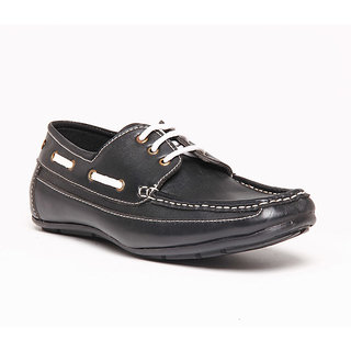 Foster Blue Black Men's Casual Shoes - Option 1