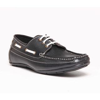 Foster Blue Black Men's Casual Shoes - Option 1