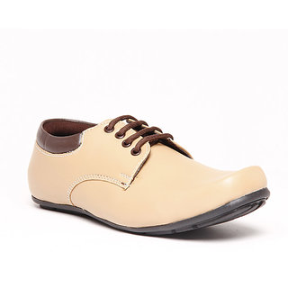 Foster Blue Tan Men's Casual Shoes