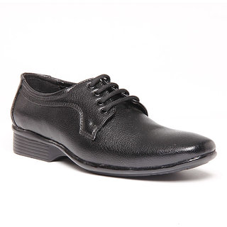Foster Blue Black Men's Formal Shoes - Option 23