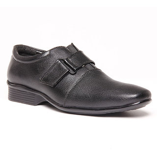 Foster Blue Black Men's Formal Shoes