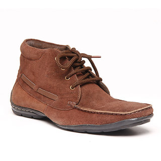 Foster Blue Brown Men's Casual Shoes