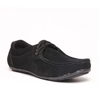 Foster Blue Black Men's Casual Shoes - Option 2