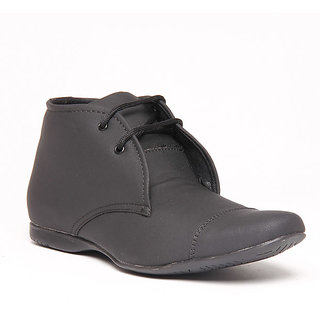 Foster Blue Black Men's Casual Shoes - Option 3
