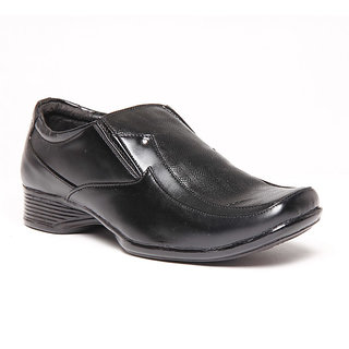 Foster Blue Black Men's Formal Shoes - Option 5
