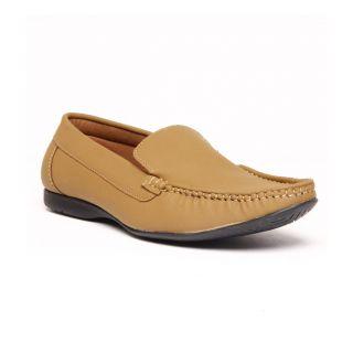 Foster Blue Brown Men's Loafer Shoes - Option 7