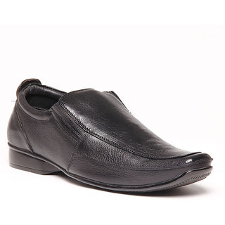 Foster Blue Black Men's Formal Shoes - Option 13