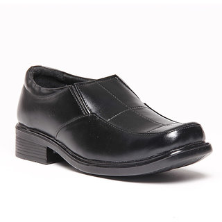 Foster Blue Black Men's Formal Shoes - Option 15