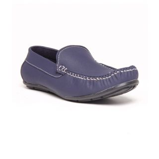 Foster Blue Blue Men's Loafer Shoes