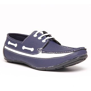 Foster Blue Blue Men's Casual Shoes - Option 8