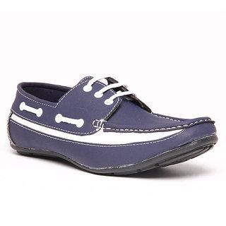 Foster Blue Blue Men's Casual Shoes - Option 8