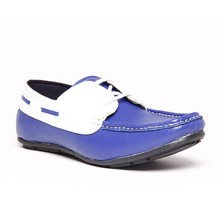 Foster Blue Blue Men's Casual Shoes