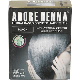 Adore Henna Black 60 gms
