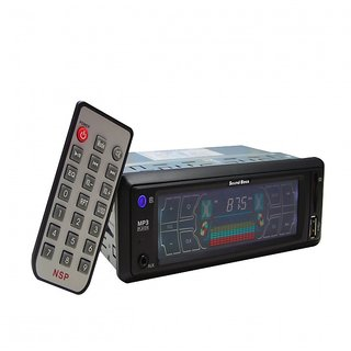 Sound Boss Sb-29 Touch Screen Car Media Player