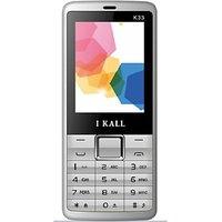 IKall K33 New (White) 2.4 Inch,2400 MAh Battery