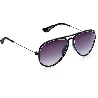 Vicbono Blue UV Protection Aviator Men Sunglasses