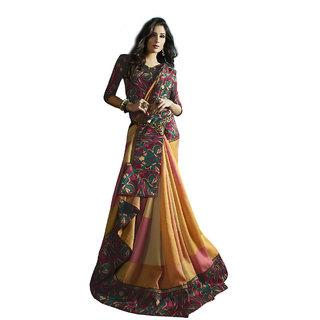Latest Handloom Silk saree