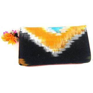 The House of Tara Multicolor Multipurpose Wallet - HTW 06