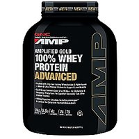 Gnc 100 Percent Amplified Gold Whey Protein Advanced Po