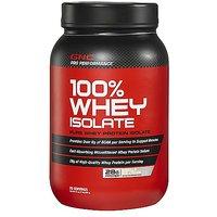 Gnc Whey Isolate 28 Powder - 2 Lb (Vanilla)