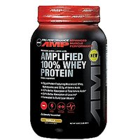 Gnc Amplified 100 Whey Protein, Vanilla(2Lbs)