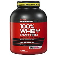 Gnc Pp 100 Whey Protein - 4.76 Lbs (Strawberry)