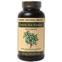 Gnc Green Tea Extract - 90 Capsules