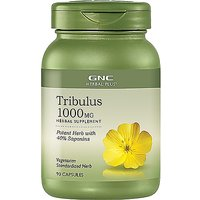Gnc Herbal Plus Tribulus 1000 Mg - 90 Capsules