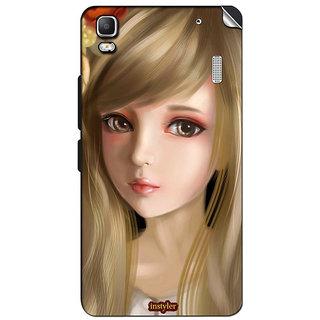 Instyler Mobile Skin Sticker For Lenovo K3 Note MSLENOVOK3NOTEDS-10068