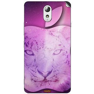 Instyler Mobile Skin Sticker For Lenovo Vibe P1M MSLENOVOVIBEP1MDS-10005
