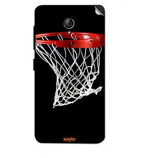 Instyler Mobile Skin Sticker For Lenovo S860 MSLENOVOS860DS-10144