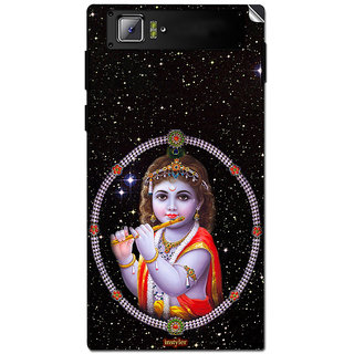 Instyler Mobile Skin Sticker For Lenovo K920 MSLENOVOK920DS-10092