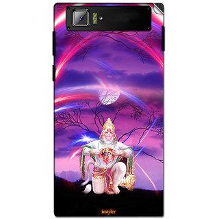 Instyler Mobile Skin Sticker For Lenovo K920 MSLENOVOK920DS-10104